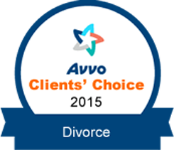avvo clients choice 2015 divorce